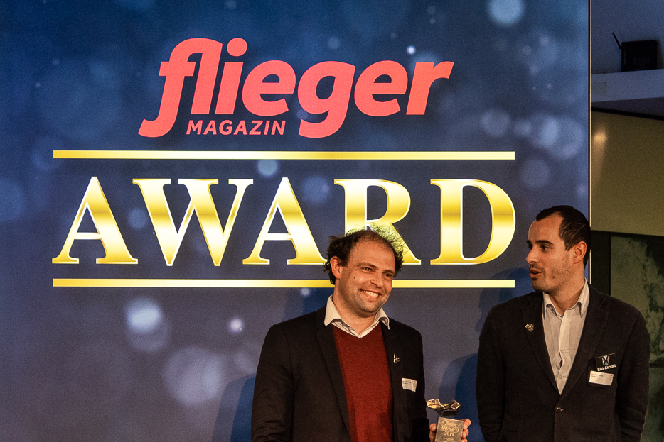 Elixir Aircraft awarded as Newcomer of the Year by FliegerMagazin
